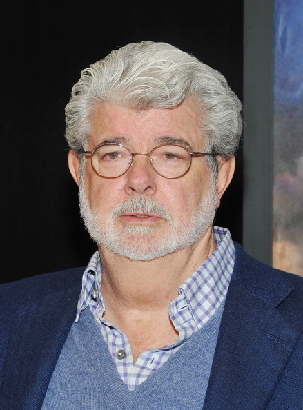"George Lucas「""Red Tails"" New York Premiere - Arrivals」:写真・画像(0)[壁紙.com]"