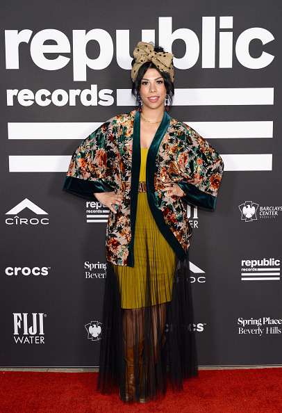 Yellow Dress「Republic Records Grammy After Party At Spring Place Beverly Hills - Arrivals」:写真・画像(11)[壁紙.com]