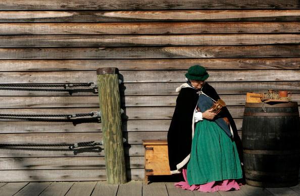 Jamestown - Virginia「U.S. Commemorates 400th Anniversary Of Jamestown Settlement」:写真・画像(18)[壁紙.com]