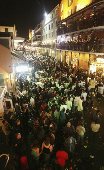 Recovery「New Orleans Celebrates Its First Mardi Gras Since Hurricane Katrina」:写真・画像(13)[壁紙.com]