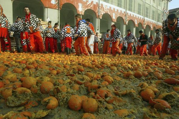 Piedmont - Italy「Ivrea Carnival」:写真・画像(11)[壁紙.com]
