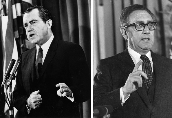 Presidential Election「(FILE) In Profile: 100 Years Of US Secretaries Of State」:写真・画像(17)[壁紙.com]