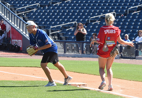 Jamie Lynn Spears「26th Annual City of Hope Celebrity Softball Game - Game」:写真・画像(19)[壁紙.com]