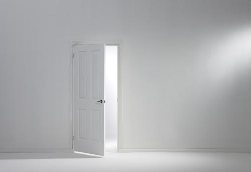 Doorway「open door」:スマホ壁紙(5)