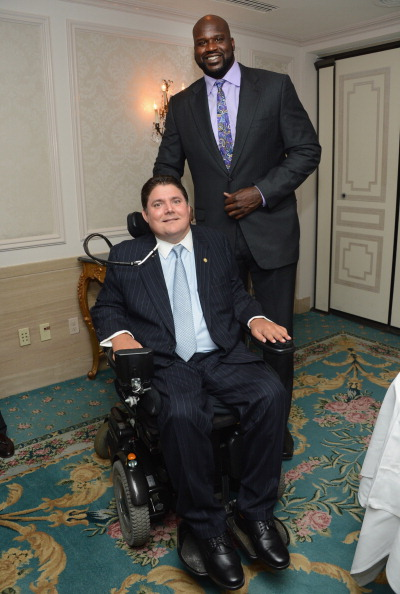 Great Sports Legends Dinner「27th Annual Great Sports Legends Dinner To Benefit The Buoniconti Fund To Cure Paralysis - Legends Reception」:写真・画像(5)[壁紙.com]