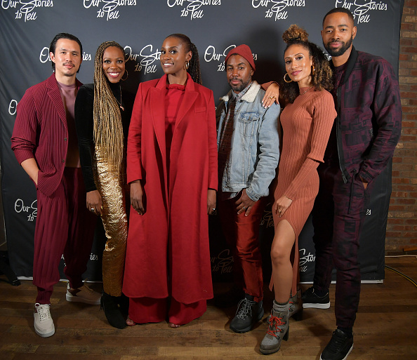 """Sundance Film Festival「Lowkey """"Insecure"""" Dinner presented by Our Stories to Tell」:写真・画像(11)[壁紙.com]"""