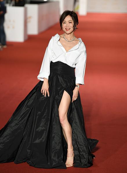 Maxi Skirt「The 55th Golden Bell Awards In Taipei - Red Carpet」:写真・画像(0)[壁紙.com]