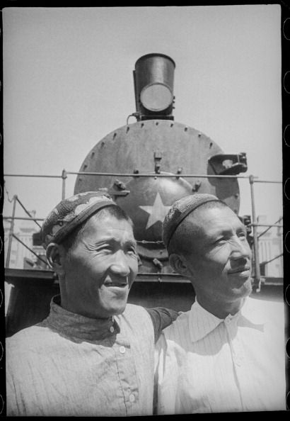 Skull Cap「Two Workers」:写真・画像(18)[壁紙.com]