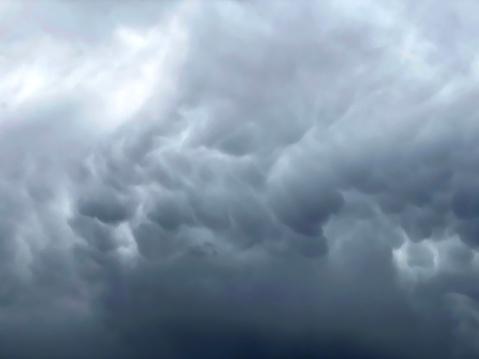 Mammatus Cloud「Mammatus Clouds」:スマホ壁紙(17)
