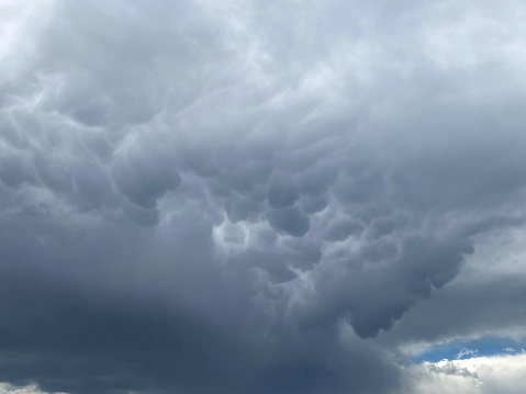 Mammatus Cloud「Mammatus Clouds」:スマホ壁紙(19)