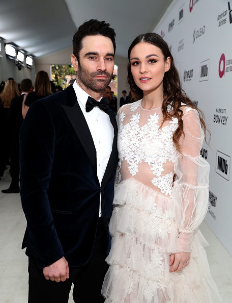 Rich Fury「27th Annual Elton John AIDS Foundation Academy Awards Viewing Party Sponsored By IMDb And Neuro Drinks Celebrating EJAF And The 91st Academy Awards - Red Carpet」:写真・画像(6)[壁紙.com]