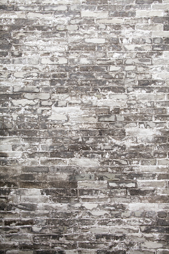 Zhongshan - Guangdong Province「Chinese ancient style brick wall」:スマホ壁紙(8)