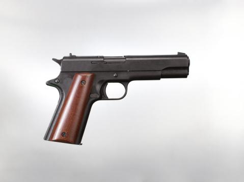 Weapon「Handgun」:スマホ壁紙(9)