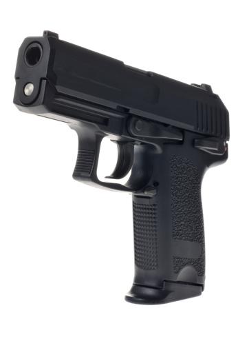 Semi-Automatic Pistol「Handgun」:スマホ壁紙(5)