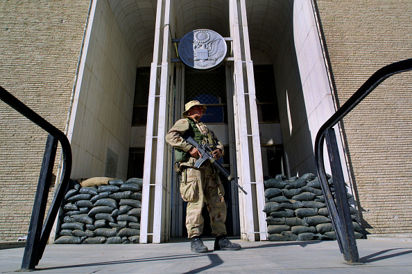 Kabul「US Embassy In Kabul」:写真・画像(6)[壁紙.com]