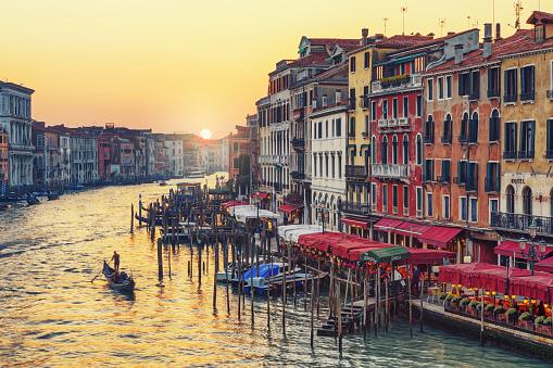 Canal House「Grand Canal, Venice, Italy」:スマホ壁紙(13)