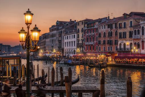 Townscape「Grand Canal, Venice, Italy」:スマホ壁紙(10)