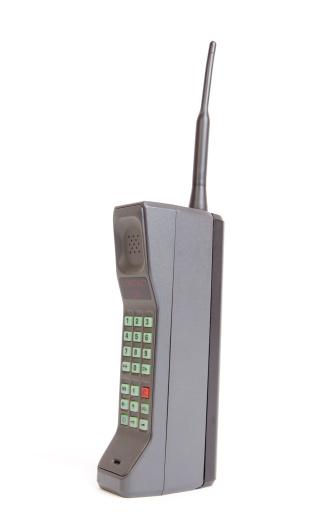 Push Button「Brick phone」:スマホ壁紙(6)