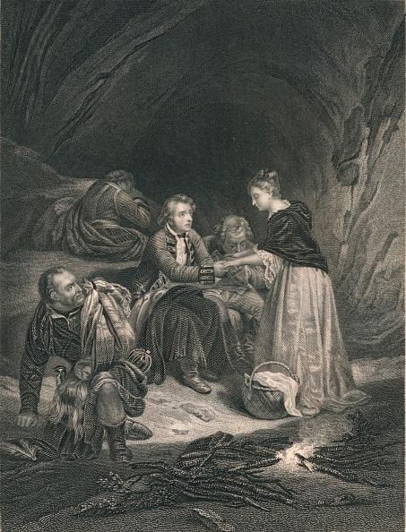 Hiding「Chas Edward (The Pretender) And Flora Macdonald」:写真・画像(16)[壁紙.com]