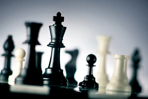 チェス「chess set」:スマホ壁紙(7)