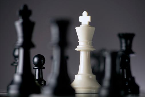 チェス「chess set」:スマホ壁紙(4)