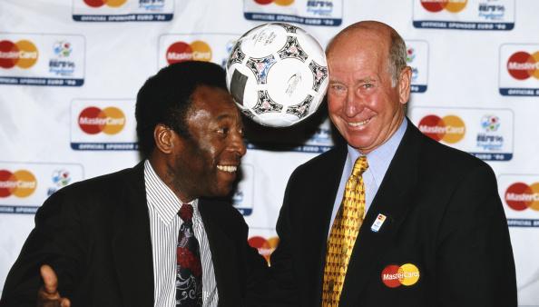 Sports Championship「Pele and Bobby Charlton」:写真・画像(7)[壁紙.com]