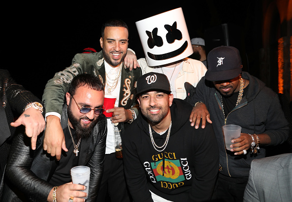 Vanilla「CIROC French Vanilla Celebrates French Montana's Birthday in Beverly Hills」:写真・画像(18)[壁紙.com]