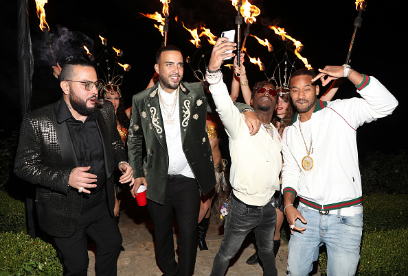 Vanilla「CIROC French Vanilla Celebrates French Montana's Birthday in Beverly Hills」:写真・画像(17)[壁紙.com]