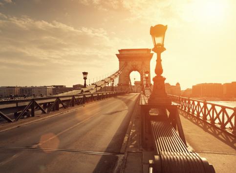Gas Light「Chain Bridge of Budapest」:スマホ壁紙(12)