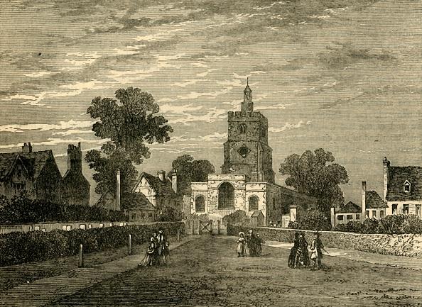 Anglican「Hackney Church」:写真・画像(14)[壁紙.com]