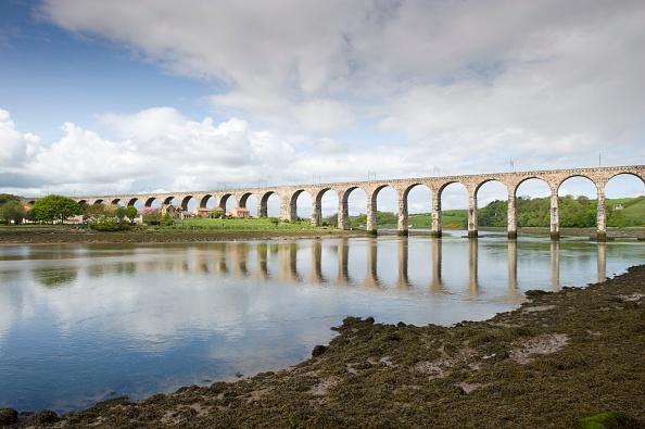 Physical Geography「Royal Border Bridge, Berwick-upon-Tweed, Northumberland, 2010」:写真・画像(4)[壁紙.com]