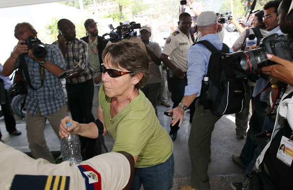 John Moore「Court Hearing Held For Missionaries Suspected Of Taking Kids Out Of Haiti」:写真・画像(12)[壁紙.com]
