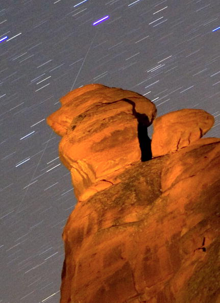 Rock - Object「Annual Geminid Meteor Shower」:写真・画像(13)[壁紙.com]