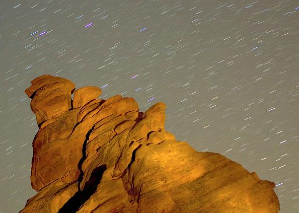 Rock - Object「Annual Geminid Meteor Shower」:写真・画像(14)[壁紙.com]
