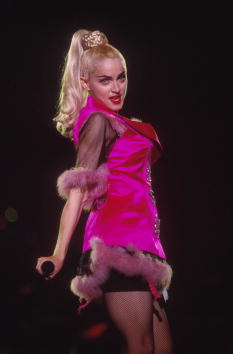 Blond Hair「Madonna Blond Ambition Tour」:写真・画像(12)[壁紙.com]