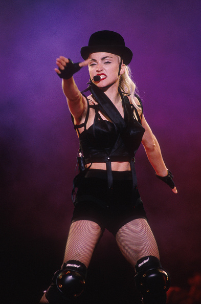 Fishnet Stockings「Madonna Blond Ambition Tour」:写真・画像(3)[壁紙.com]