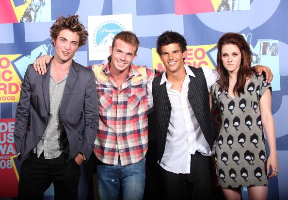 ロバート・パティンソン「2008 MTV Video Music Awards - Press Room」:写真・画像(8)[壁紙.com]