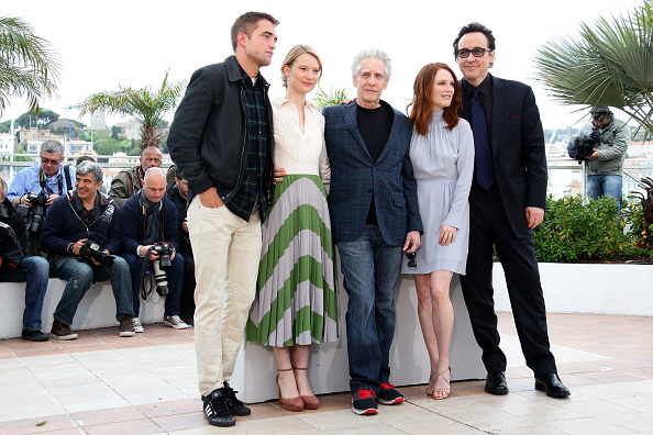 Robert Pattinson「'Maps To The Stars' Photocall - The 67th Annual Cannes Film Festival」:写真・画像(4)[壁紙.com]