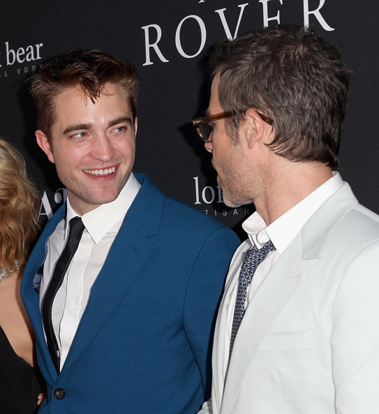 Robert Pattinson「Premiere Of A24's 'The Rover' - Arrivals」:写真・画像(4)[壁紙.com]