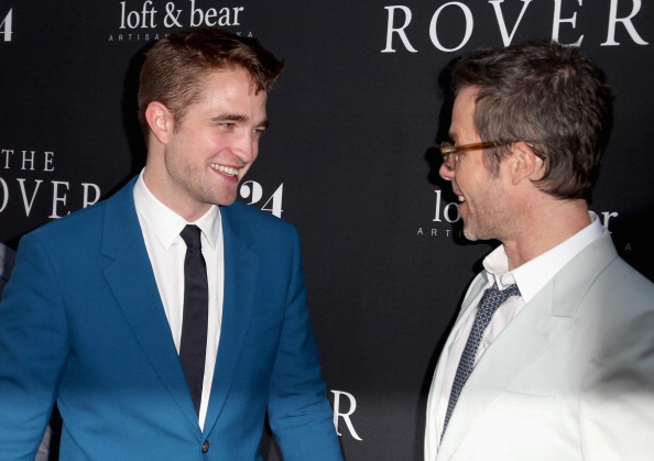 Robert Pattinson「Premiere Of A24's 'The Rover' - Arrivals」:写真・画像(8)[壁紙.com]
