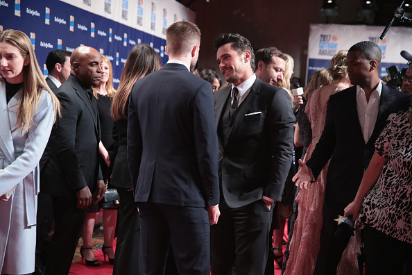 ロバート・パティンソン「IFP's 27th Annual Gotham Independent Film Awards - Red Carpet」:写真・画像(4)[壁紙.com]