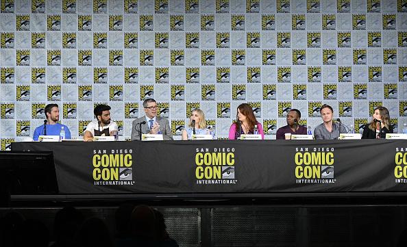 "Rose McIver「Comic-Con International 2017 -  ""iZOMBIE"" Special Video Presentation And Q+A」:写真・画像(9)[壁紙.com]"