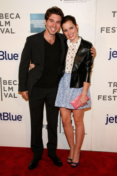 エマ・ワトソン「'Struck By Lightning' Premiere - 2012 Tribeca Film Festival」:写真・画像(17)[壁紙.com]