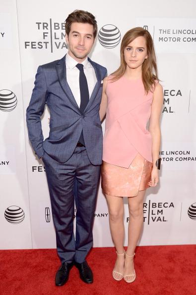 エマ・ワトソン「'Boulevard' Premiere - 2014 Tribeca Film Festival」:写真・画像(12)[壁紙.com]