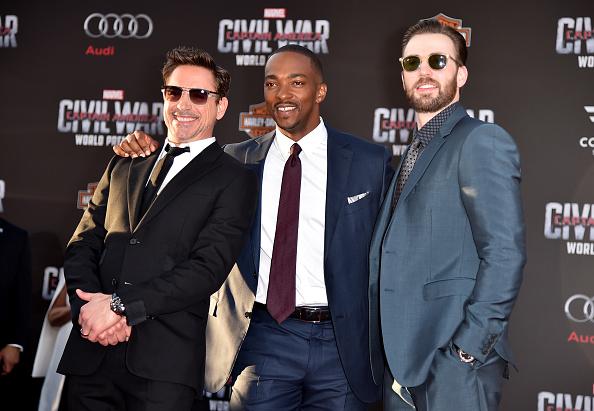 "Captain America「Premiere Of Marvel's ""Captain America: Civil War"" - Red Carpet」:写真・画像(16)[壁紙.com]"
