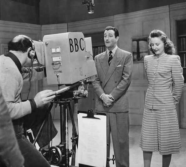 BBC「Robert Taylor And Barbara Stanwyck」:写真・画像(18)[壁紙.com]