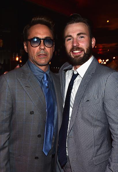 俳優「World Premiere Of Marvel's 'Avengers: Age Of Ultron' - After Party」:写真・画像(1)[壁紙.com]