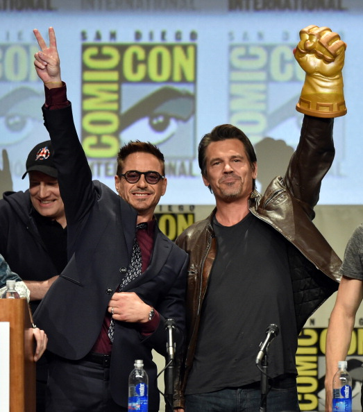 San Diego Comic-Con「Marvel Studios Panel - Comic-Con International 2014」:写真・画像(12)[壁紙.com]