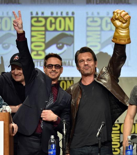 Comic con「Marvel Studios Panel - Comic-Con International 2014」:写真・画像(11)[壁紙.com]