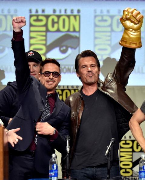 San Diego Convention Center「Marvel Studios Panel - Comic-Con International 2014」:写真・画像(0)[壁紙.com]